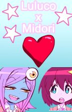 [LEMON] Space Patrol Luluco: Luluco x Midori - More Than Just a Movie Night by ZimZams