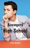 Avengers High School cover