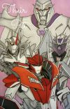 Their Pet (TFP Fanfic) cover