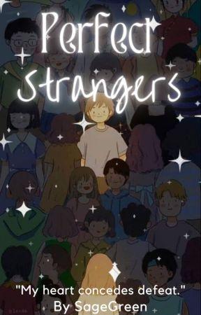 Perfect Strangers by MayaSanchi