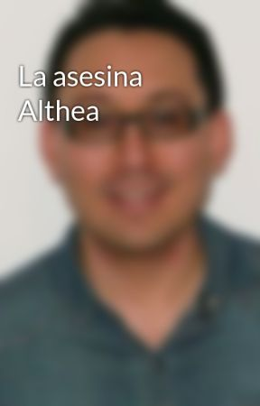 La asesina Althea by emiliolopez1985