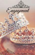 La Sélection Fanfiction- Engagement by Eliza-Vic_fanfic