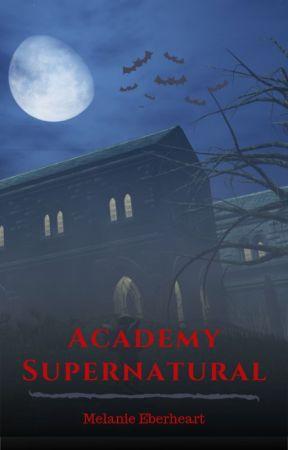 Academy Supernatural by XxNekocoxX