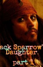Jack Sparrow's Daughter by JxhnnyDxpp1999