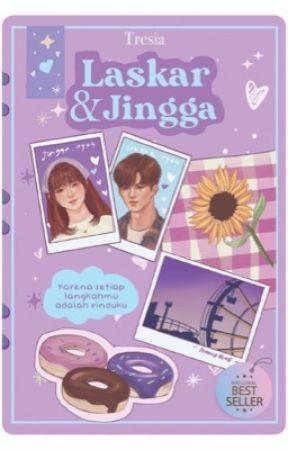 Laskar dan Jingga by rereytr