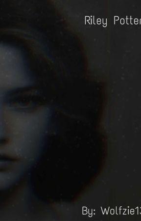 Riley Potter by wolfzie13