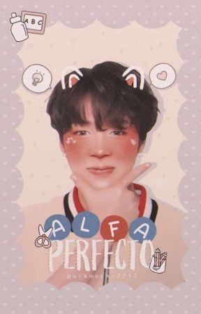 Alfa perfecto. «Jimsu» by parkmochi7713