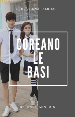 Coreano: Le Basi by Jinny_min_min
