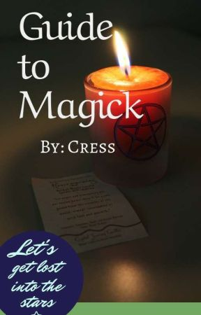 Guide To Magick by timegirl6176