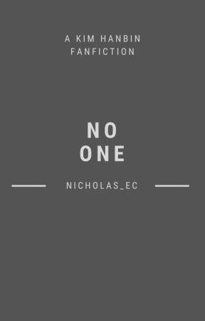 No One • k.hb by Nicholas_EC