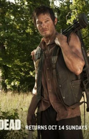 Love at a time like this?... Reader and Daryl Dixon. by LokiIsMyKing
