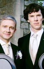 You Left A Mark - A Johnlock Soulmate AU by I_Am_Trying_My_Best