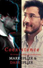 Coexistence | Markiplier and Darkiplier by KureikoJashinowa
