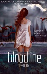 Deerborn: Bloodline (BOOK TWO) | ✓ cover