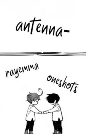 🖤 rayemma oneshots 🧡 by antenna-