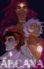 Vesuvia High- The Arcana x reader modern Highschool AU by gothcrocs