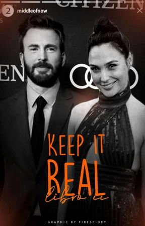 KEEP IT REAL ─ chris evans by middleofnow