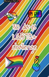 30 day lgbtq+ challenge cover
