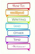 How To: Wattpad Writing by NLCundiff