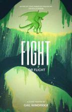 Fight or Flight by GailWindridge