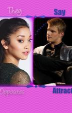 They Say Opposites Attract(Hunger Games x Descendants 2)(Cato x OC) by Shipperandfanficer15