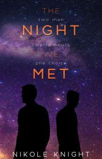 The Night We Met cover