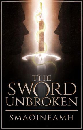 The Sword Unbroken by smaoineamh