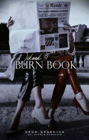 Burn Book || jikook by geonjikook