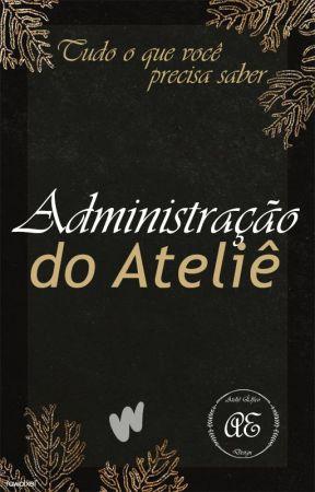 Administração do Ateliê by AtelieElfico