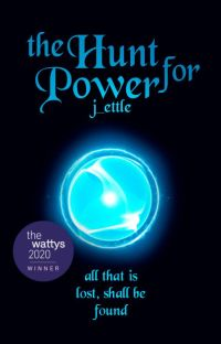 The Hunt for Power cover