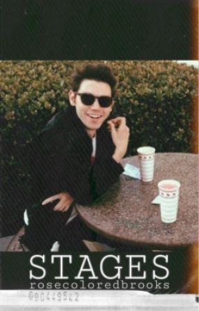 Stages// Ryden/Rydon by rosecoloredbrooks
