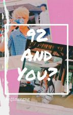 ×× '92, and you? ×× [ moon byulyi x kim seokjin ] / COMPLETED by ahjinzegag