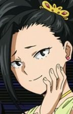 Momo Yaoyorozu x Male Reader | Fires of Love by Plumthumb