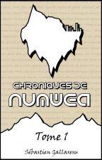 Chroniques de Numwea by SebastienCelShadows
