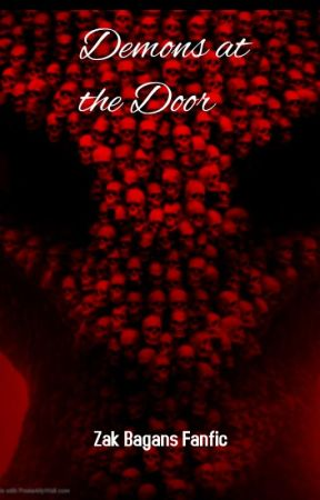 Demons at the Door by newbiegac2015