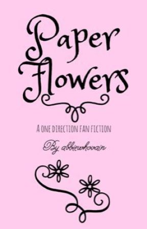 Paper Flowers by abbiewhovain