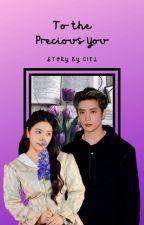 To The Precious You (Jaehyun x Yeri) by apadogwaenchanna