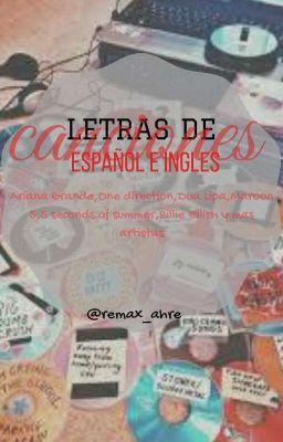 Letras De Canciones Español E Ingles Get Well Soon Ariana Grande Wattpad