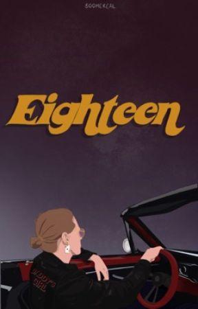 Eighteen » [lashton] by nicockla