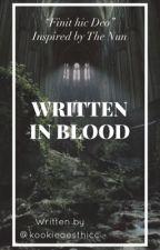 Written In Blood by KookieAesthicc