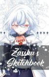 Zasshu's Sketchbook cover