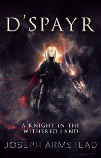 D'Spayr: A Knight in the Withered Land cover