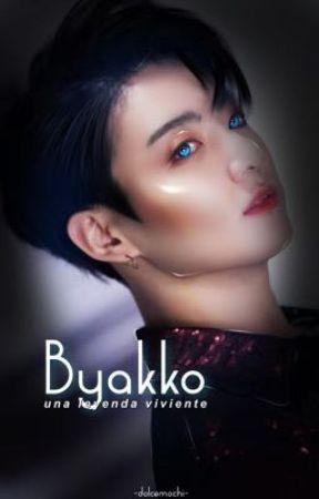 Byakko 𒊹ᴊᴊᴋ by -dolcemochi-