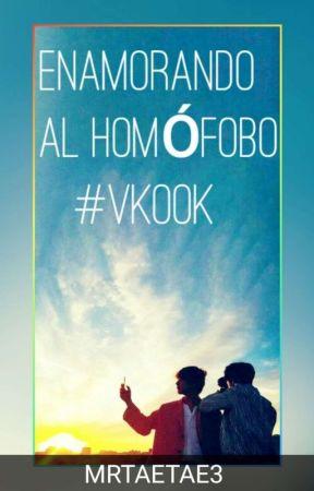 ENAMORANDO AL HOMÓFOBO > VKOOK by MRTAETAE3