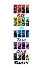 red vs blue 1shots by Ratroaster