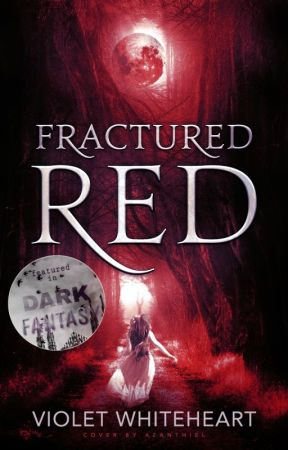 Fractured Red by calmwolf