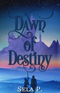 Dawn of Destiny (The Warrior Angels Trilogy - Book 1) cover