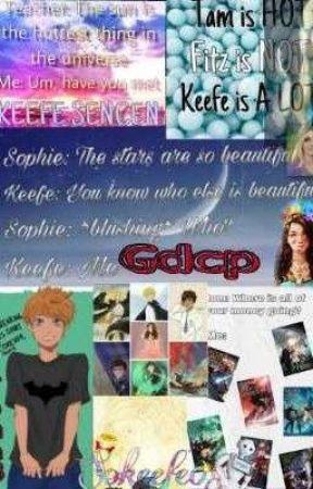 GDCP la suite (fan fiction) by Sokeefe08