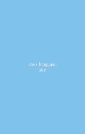 EXES BAGGAGE. by woozistic