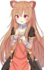 My Fluffy Angel (Raphtalia x male reader) by Ikaros1066